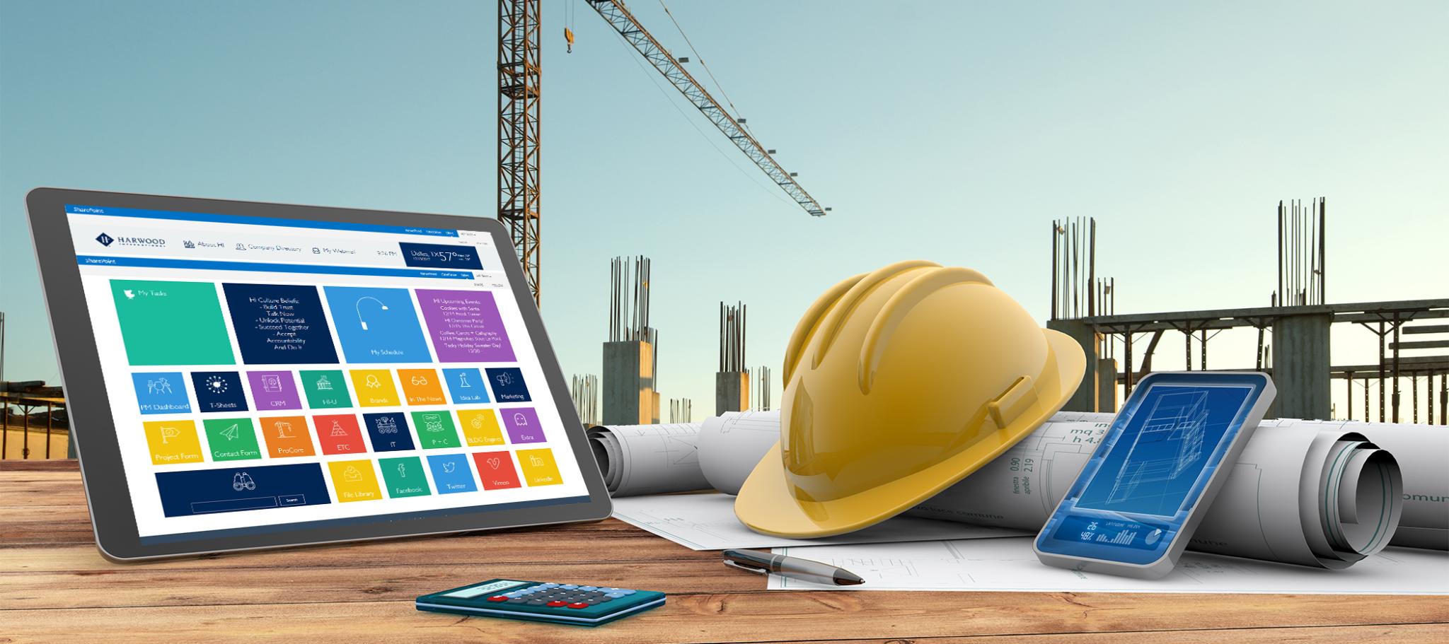 Építőipar projekt pénzügy erp